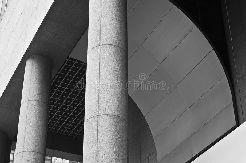 Lines and Curves royalty free stock photography