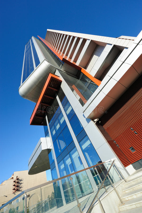 Free Lines In Architecture Stock Image - 15960031