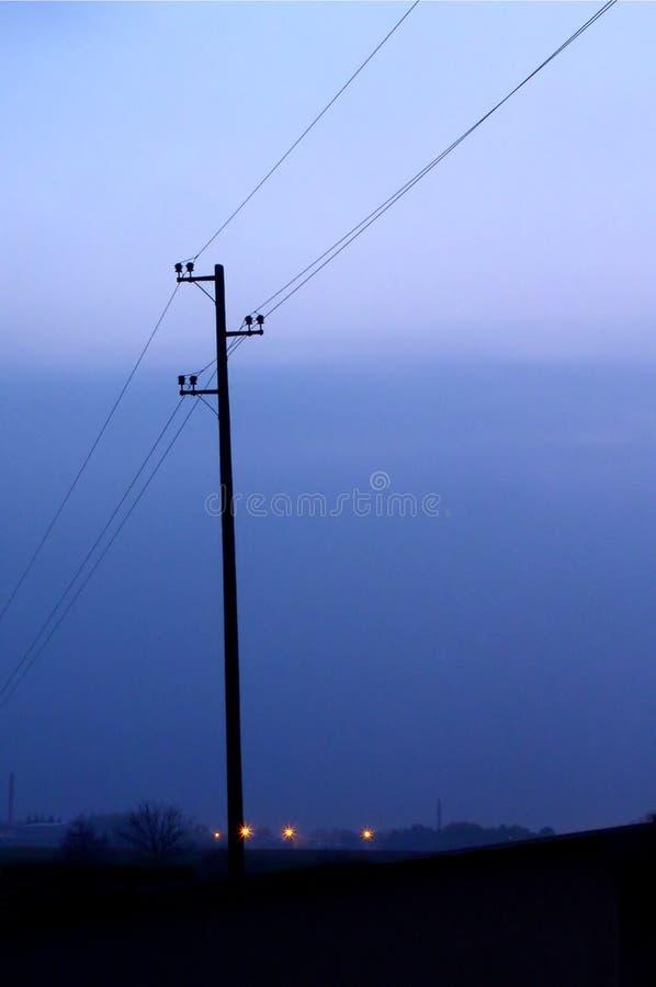 Lines Power Στοκ Φωτογραφία