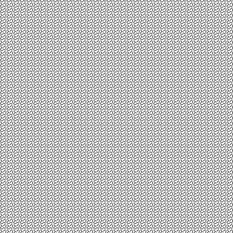 Lines of Short Length Pattern Vector Illustration stock illustration