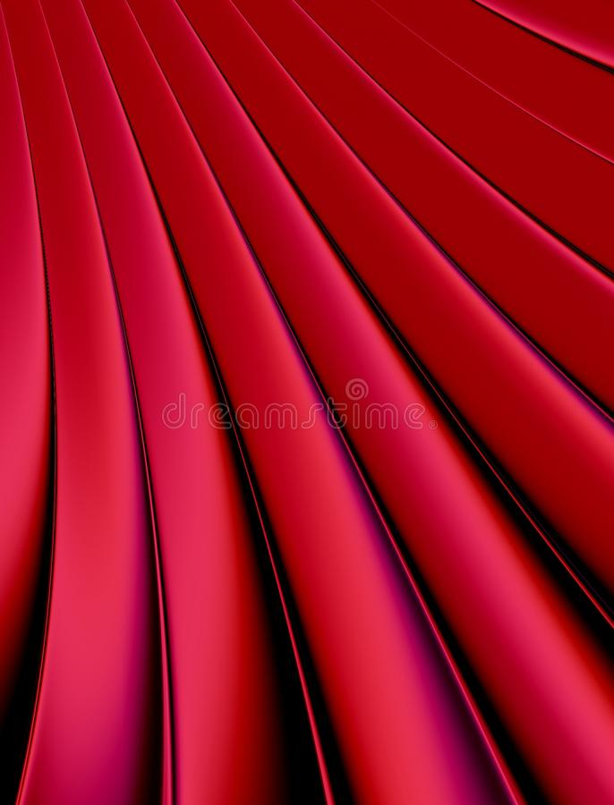 Lines Stripes Pattern Dark Red royalty free stock images