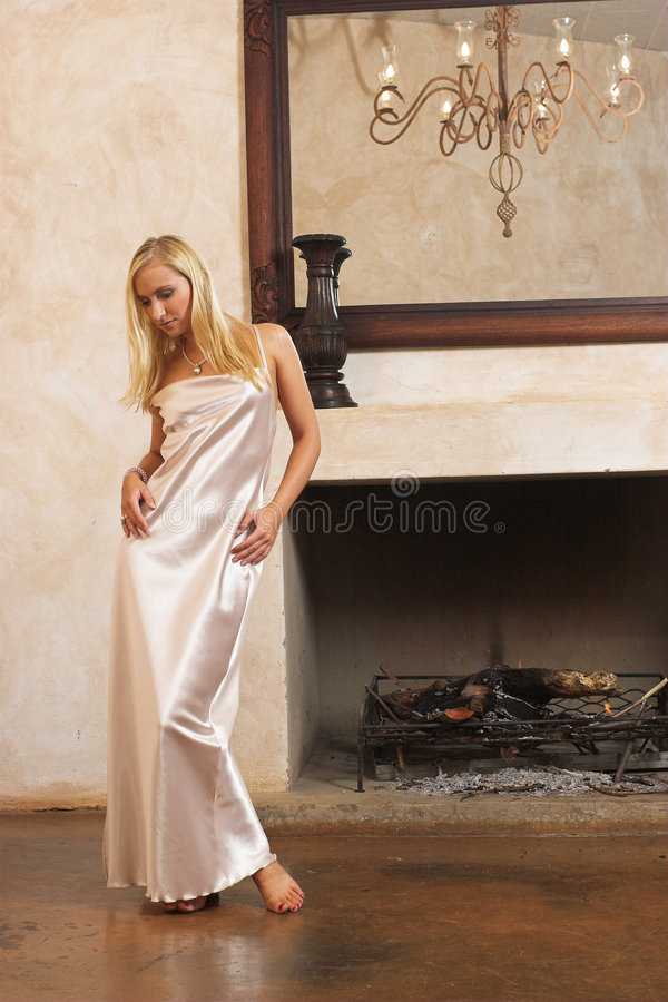 Download Lingerie stock image. Image of woman, sexual, sheer, fireplace - 151223