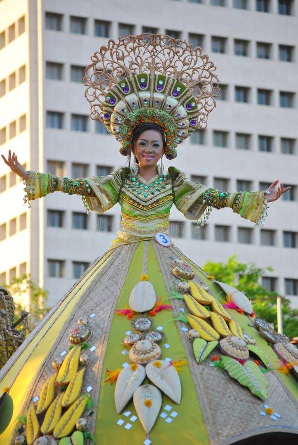 Lingganay Festival Editorial Stock Image