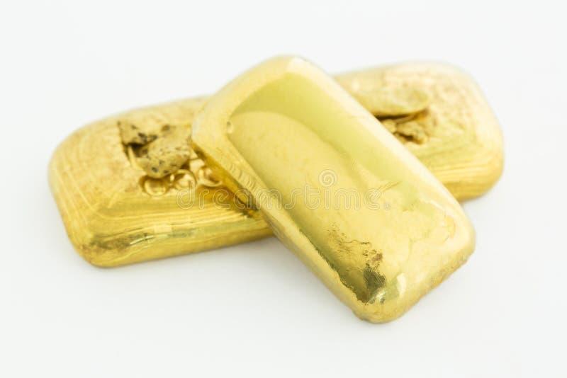 Lingot d'or image libre de droits