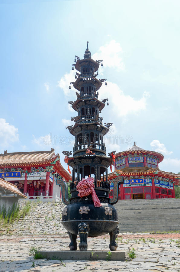 Lingote chinês imagens de stock royalty free