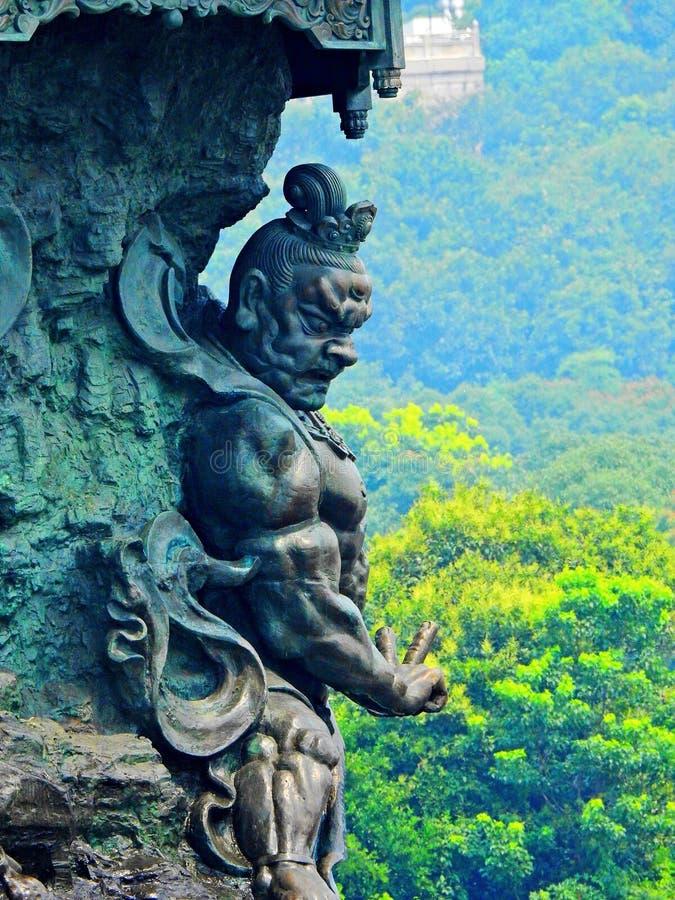 Lingshan imagem de stock royalty free