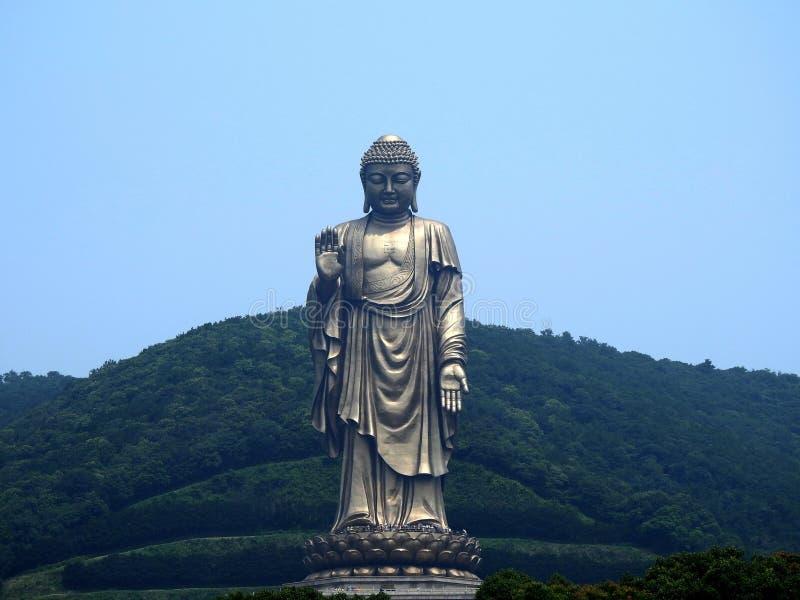 Lingshan foto de stock royalty free
