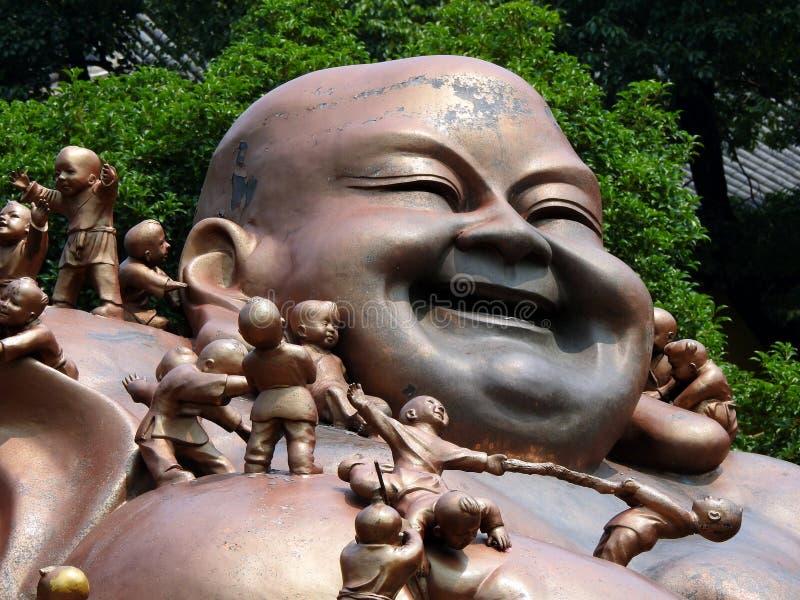 Lingshan imagem de stock