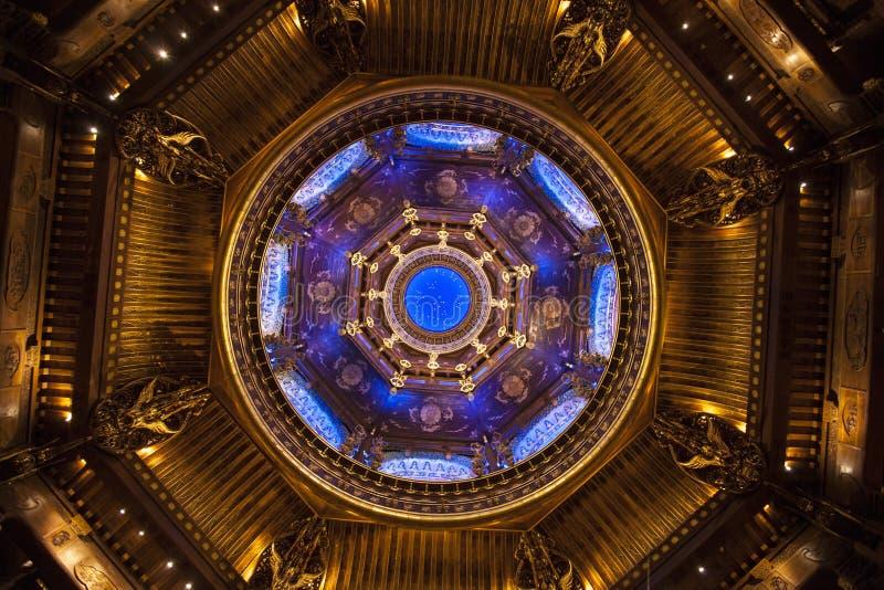 Lingshan Palace stock image