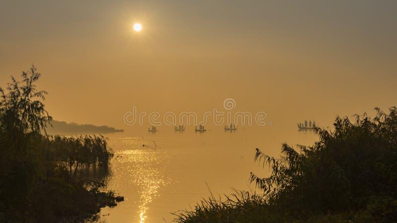 Lingshan Town, Linghua Bay royalty free stock photo