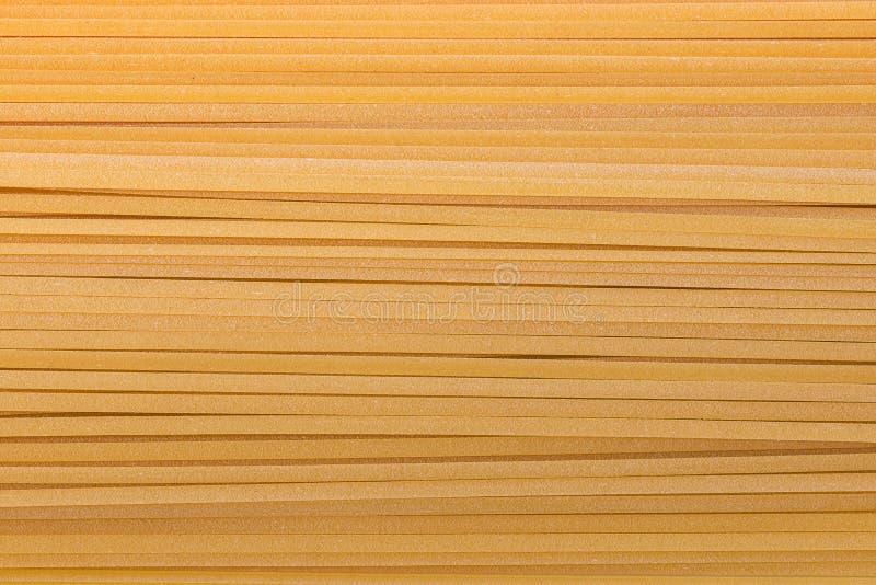 Linguine Pasta royalty free stock photo