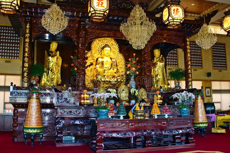 Download Lingyen Mountain Temple, Inside Editorial Photography - Image: 34406002