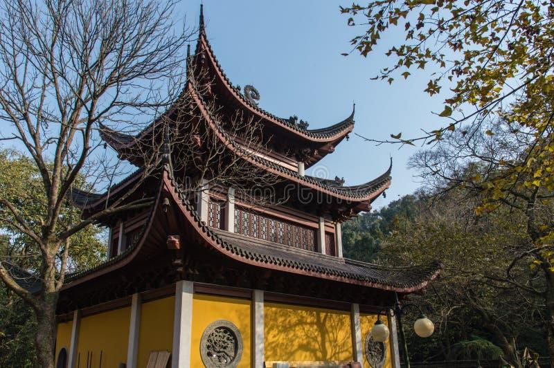 Lingyin stock afbeelding