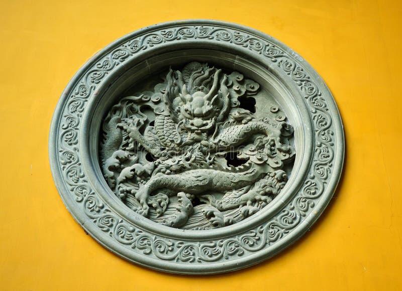 Lingyin Temple Hangzhou Cina immagine stock libera da diritti