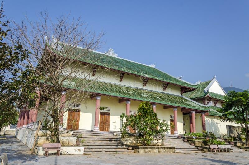 Linh Ung-Pagode, Da Nang stockbilder
