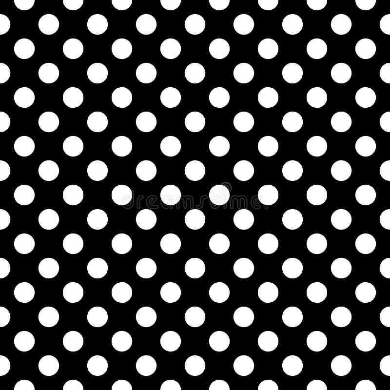 Linha arredondada preto e branco sem emenda teste padrão simples do hexágono do vetor do favo de mel da grade ilustração do vetor