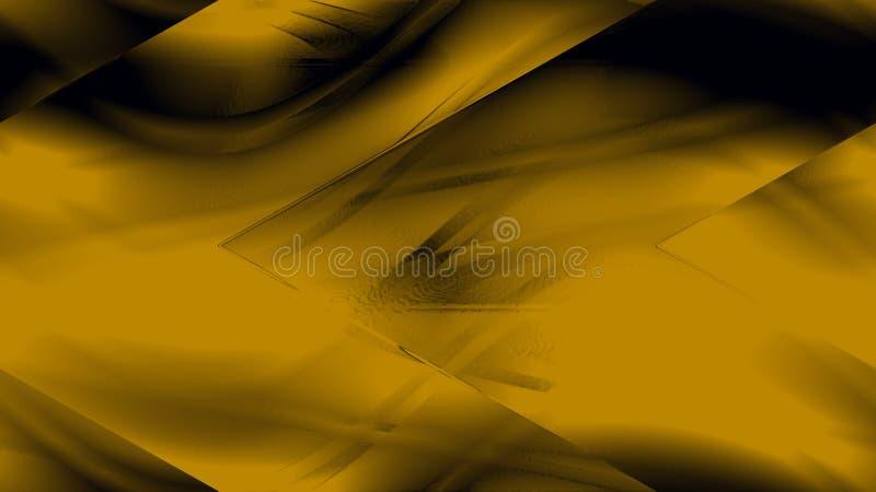 Linha bonita abstrata fundo Linhas coloridas papel de parede Fundos da arte finala ilustração stock