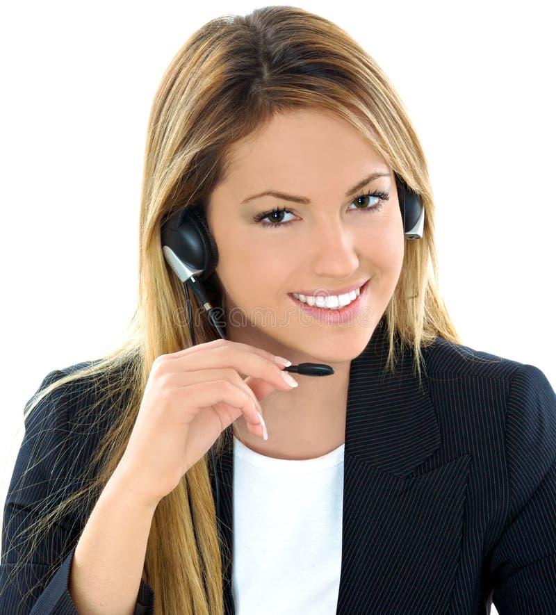 Linha de apoio a o cliente