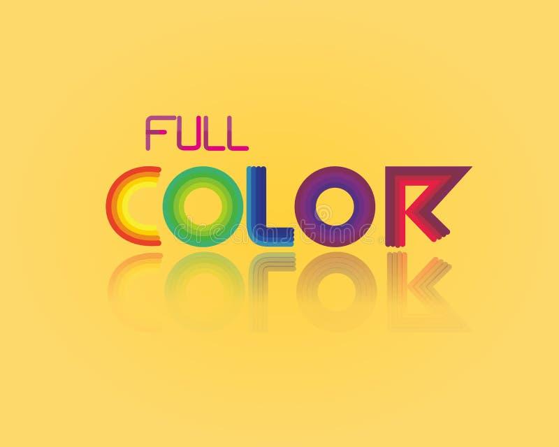 Linha de cor completa papel de parede fotografia de stock