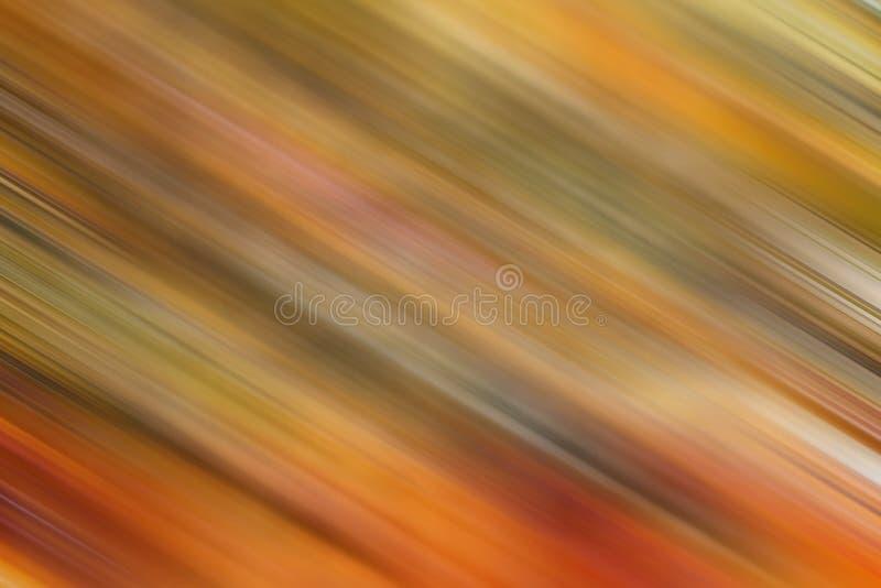 Linhas abstratas da cor ilustração stock