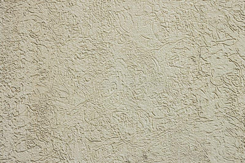 Linhas e texturas na superfície do muro de cimento fotos de stock