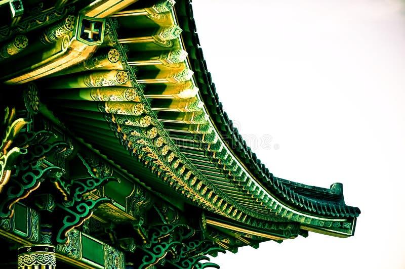 linię dachu abstrakcyjne zdjęcie royalty free