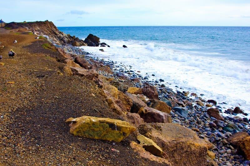 Download Linia Brzegowa Plażowy Ocean Pacific Zdjęcie Stock - Obraz złożonej z california, zachodni: 13328264