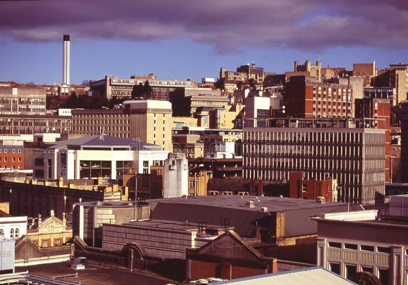 linia horyzontu miasto. obraz stock