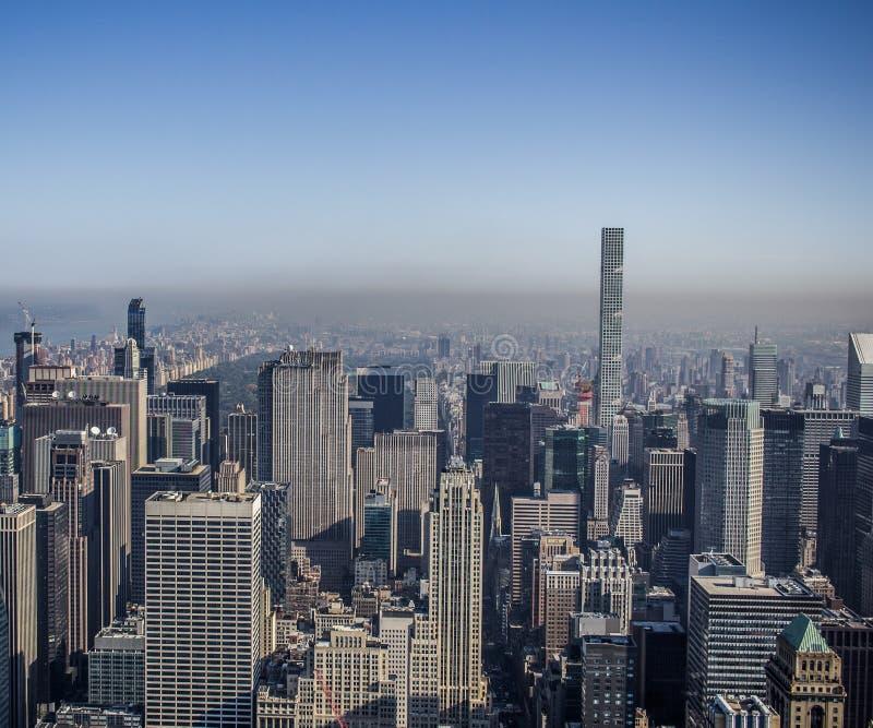 Download Linia Horyzontu Nowego Jorku Obraz Stock - Obraz złożonej z sławny, dach: 106901047