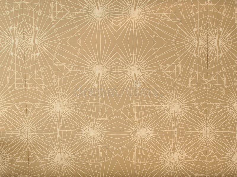 Linia i krzywa wzór ilustracja wektor