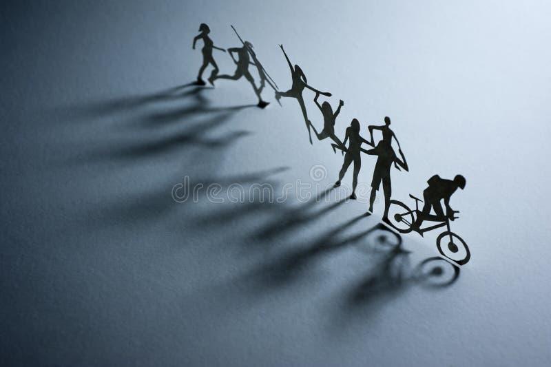 Linia Papierowi Ludzie