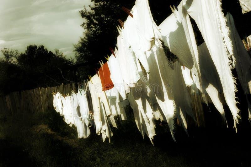 linia tkaniny zdjęcie royalty free