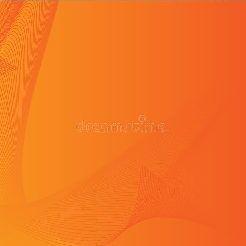 linie abstrakcyjnych tło ilustracja wektor