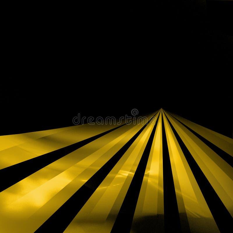 linie autostrad ilustracja wektor