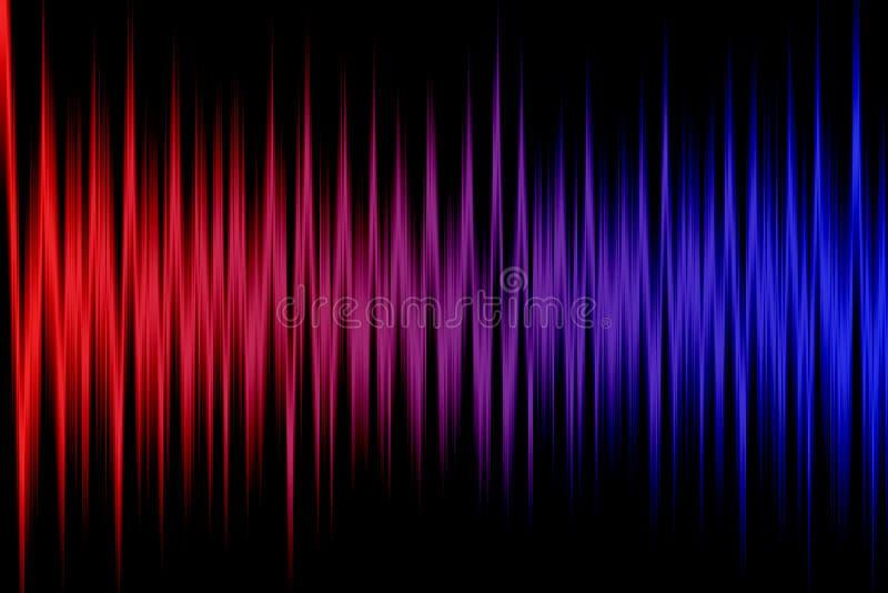 Linien Farben vektor abbildung