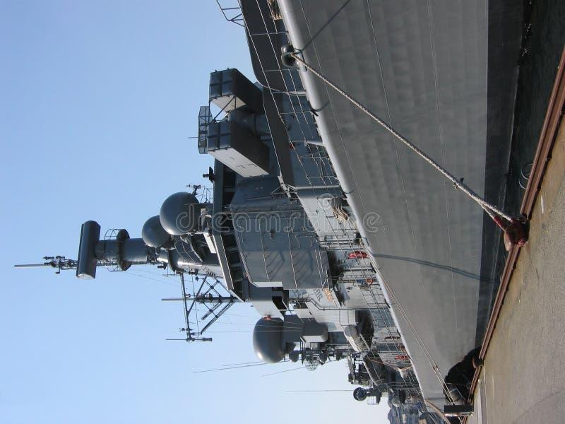 Linienschiff stockfotografie