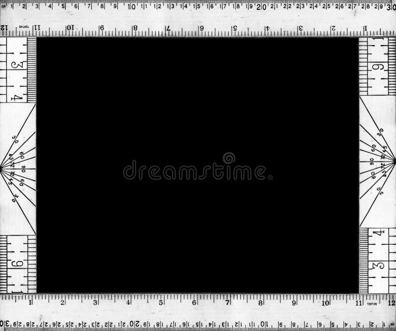 linjaltappning för 4 kant royaltyfri foto