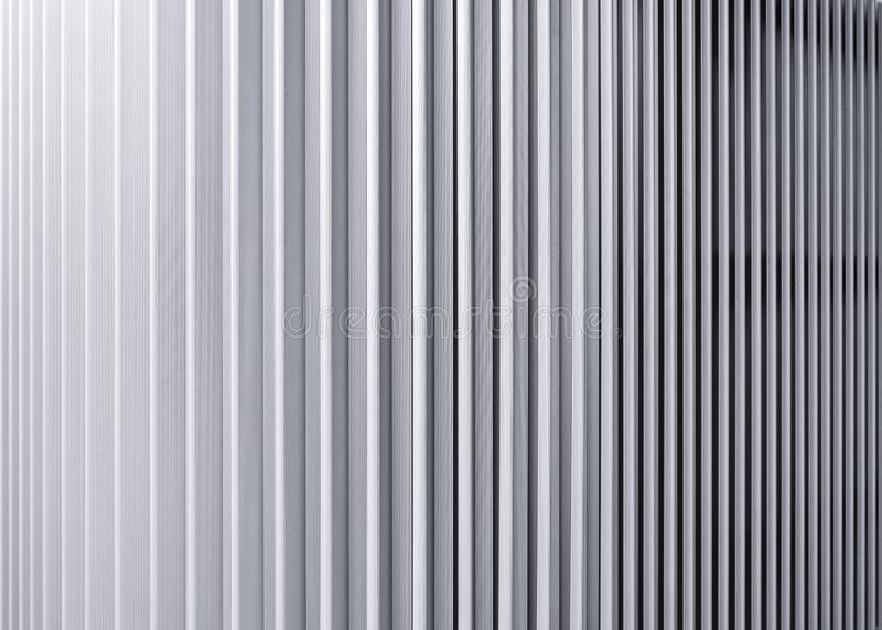 Linje bakgrund för vitstålmodell för textur för bandarkitekturdetalj royaltyfri foto