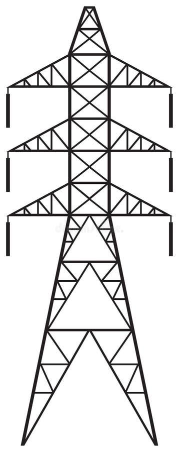 linje ström vektor illustrationer