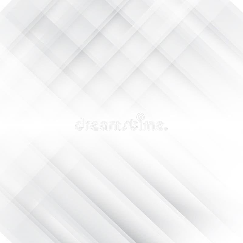 Linjer för abstrakt begrepp för vektorfärgbakgrund vektor illustrationer