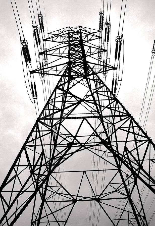 Download Linjer ström arkivfoto. Bild av service, varmt, neutron - 43068