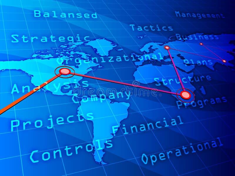 Download Link stock vector. Image of finances, circuit, business - 15512691