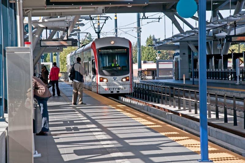 Link Light Rail Transport 3rd Year Succe
