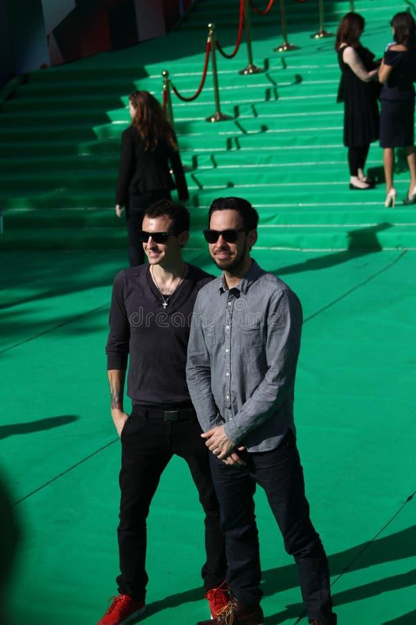 ?Linkin Park? foto de archivo libre de regalías