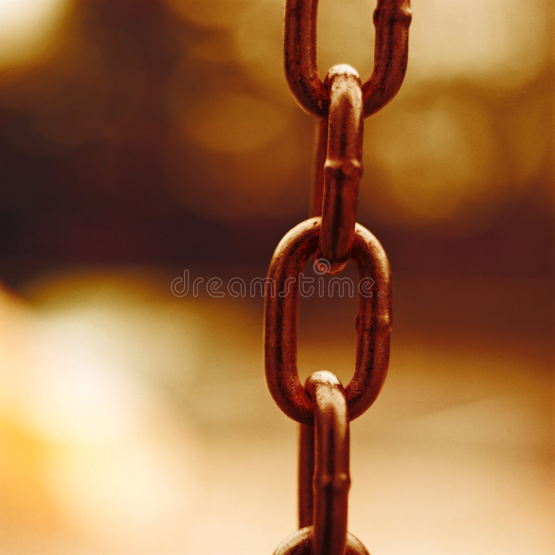 Download Links stock image. Image of connection, park, steel, tether - 186641