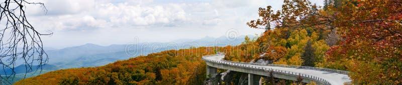 Linn Cove Viaduct stock photos