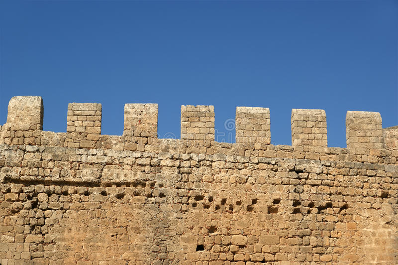 Download Linods Acropolis On Rhodos Ancient Archeological Site, Greece Stock Photo - Image: 31353546