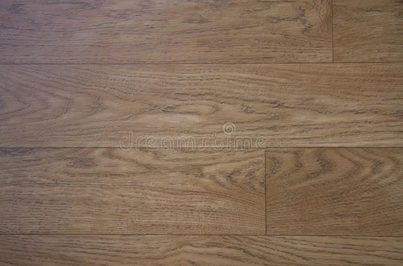 Linoleum with wooden texture royalty free stock photos