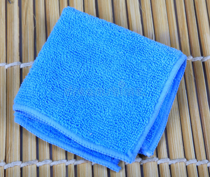 Lint Free Cloth Stock Photography