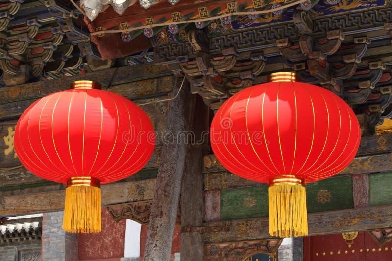 Linterna china fotos de archivo libres de regalías